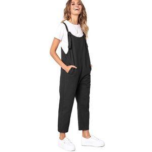 Pants - NEW Black Jumpsuit Overalls